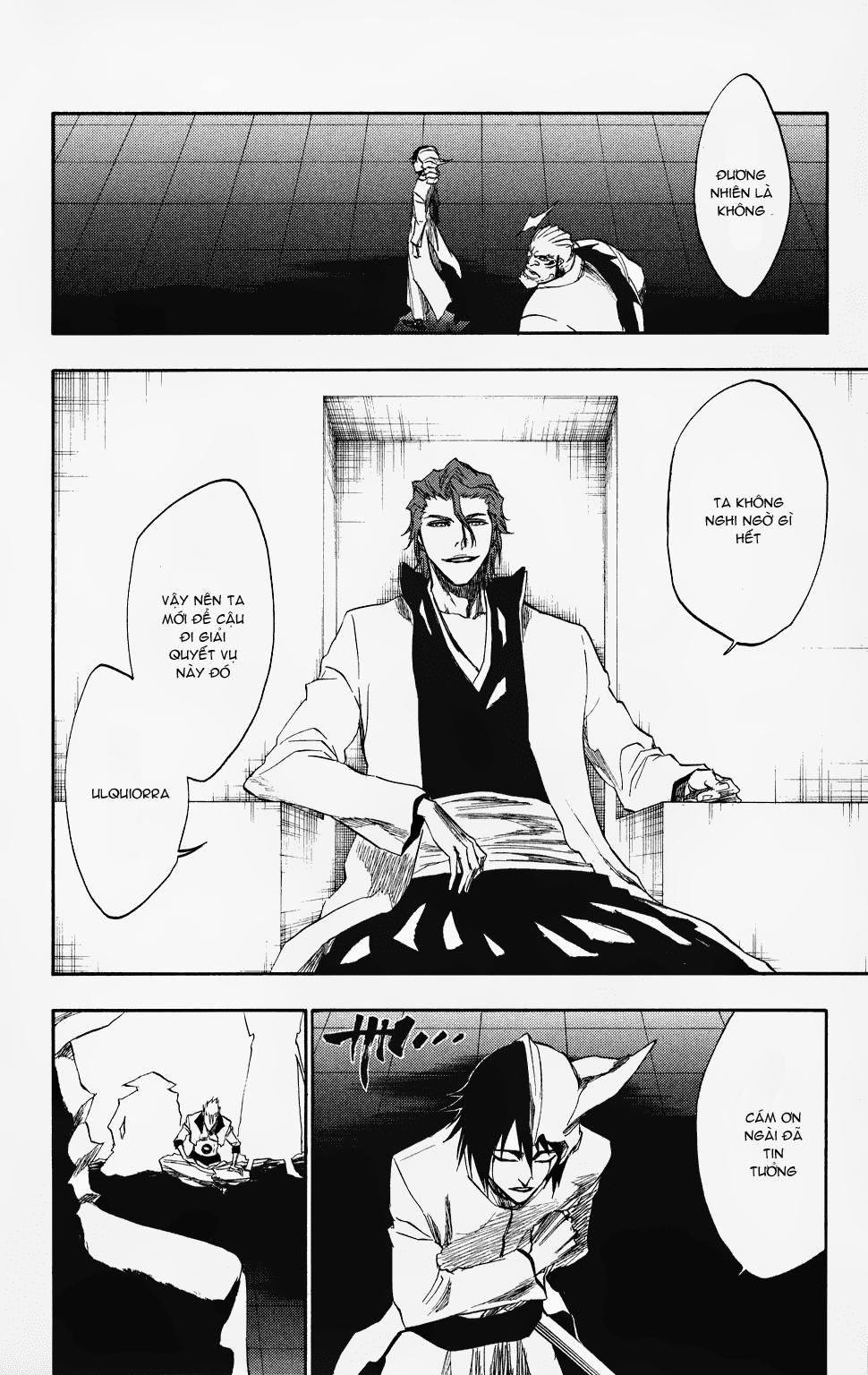 Bleach chapter 198 trang 9