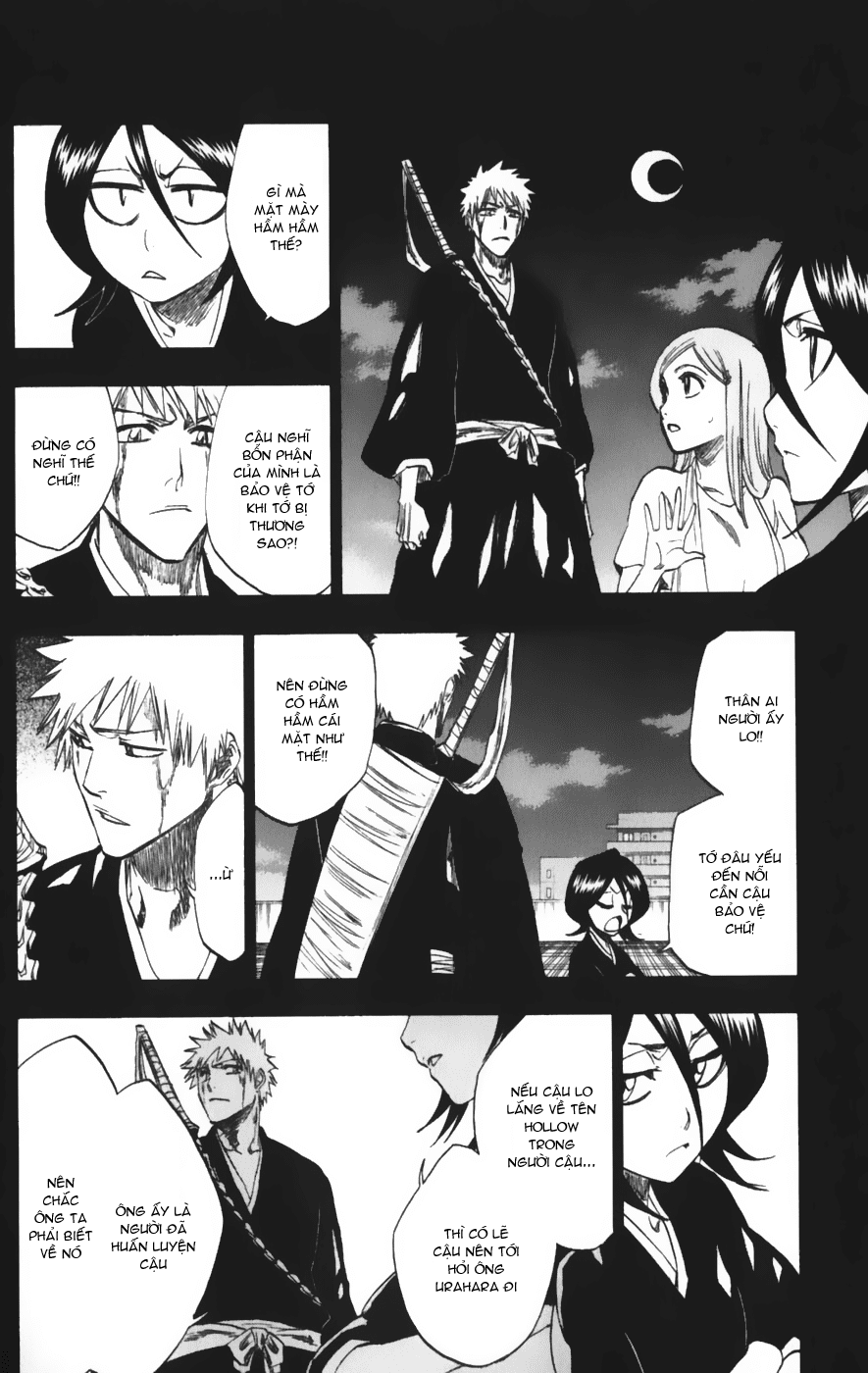 Bleach chapter 204 trang 9