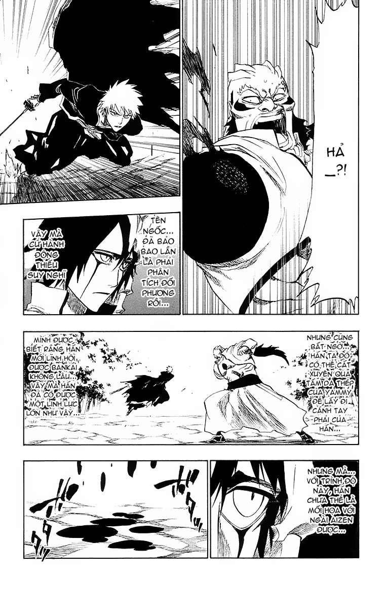 Bleach chapter 193 trang 14