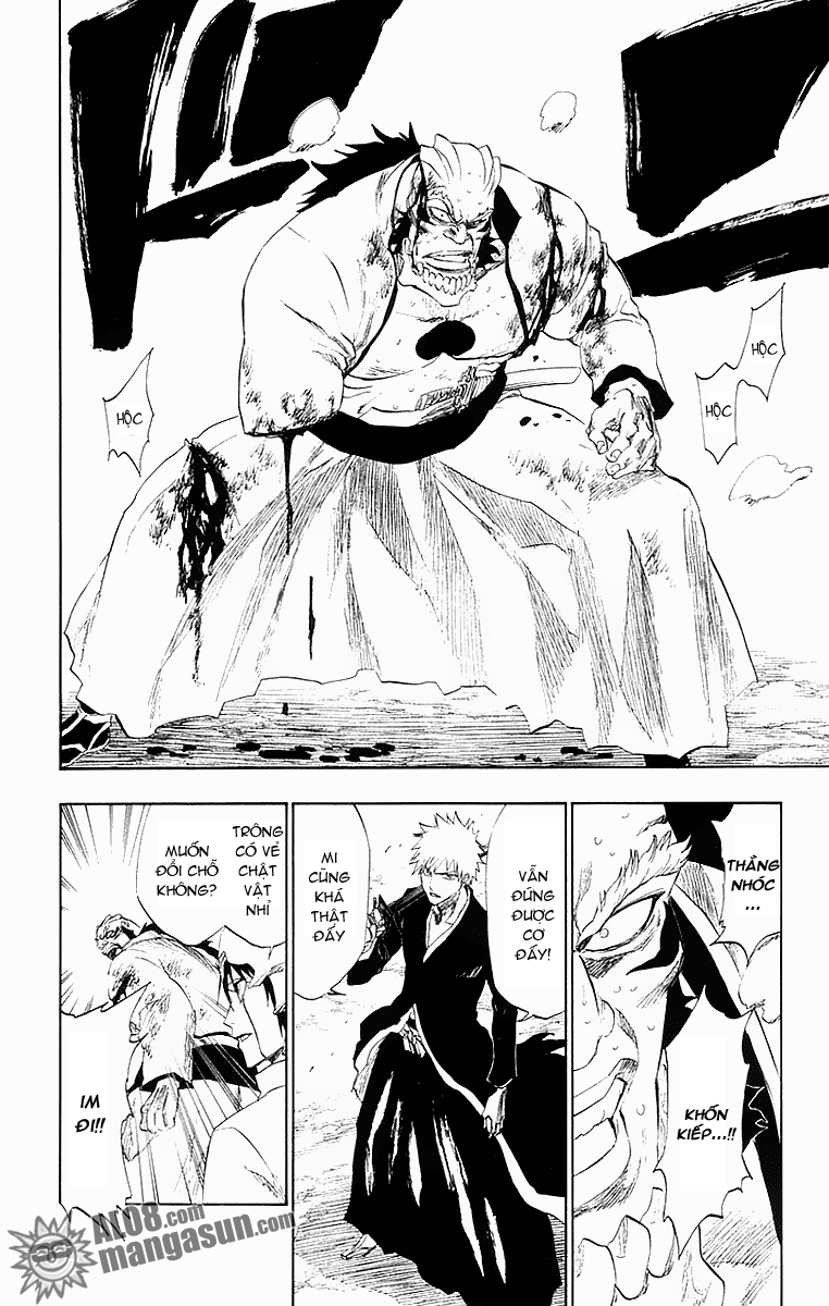Bleach chapter 193 trang 15
