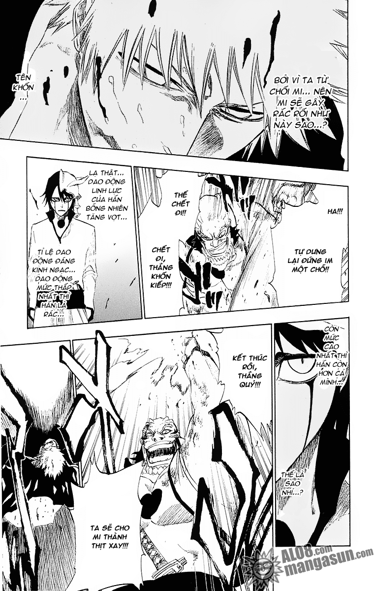 Bleach chapter 193 trang 20