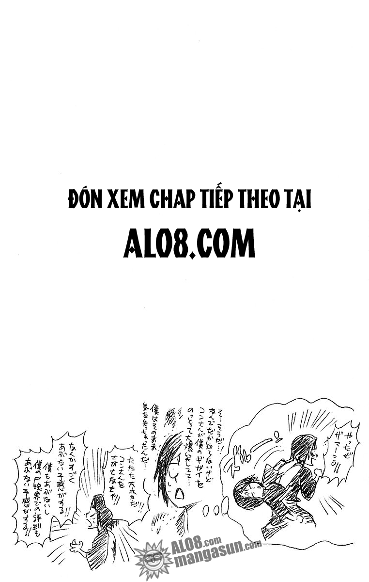 Bleach chapter 189 trang 21