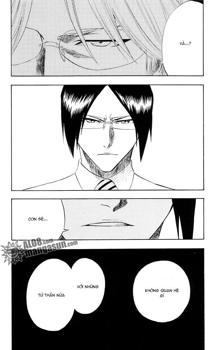 Bleach chapter 189 trang 20