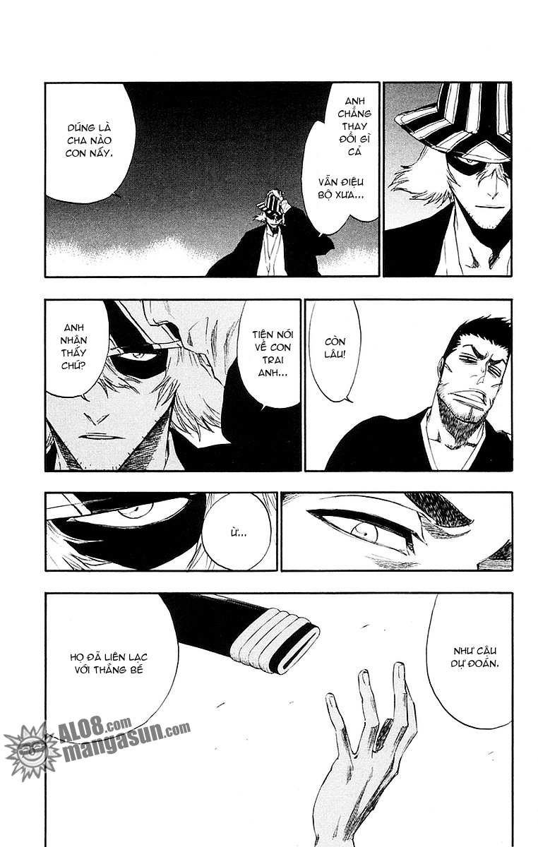 Bleach chapter 188 trang 9