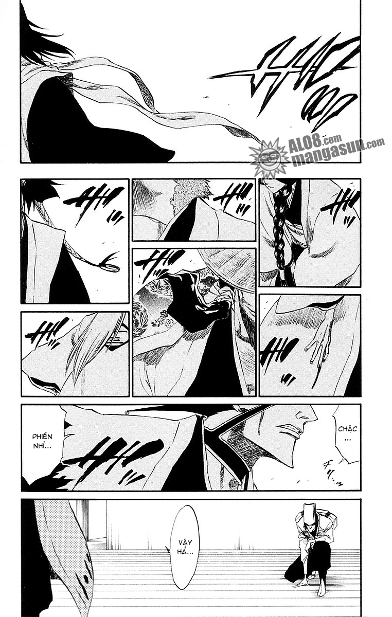 Bleach chapter 188 trang 18