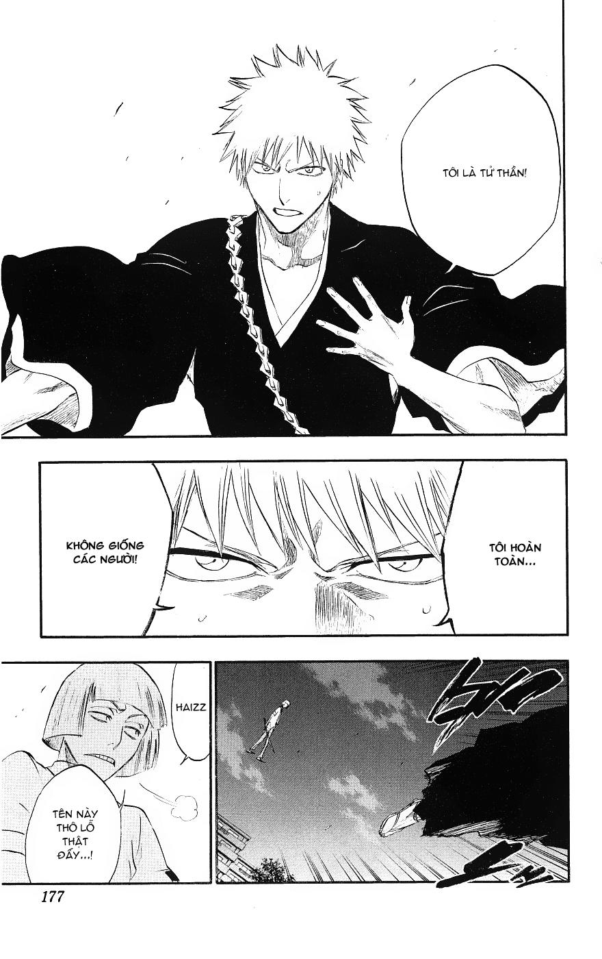 Bleach chapter 187 trang 6