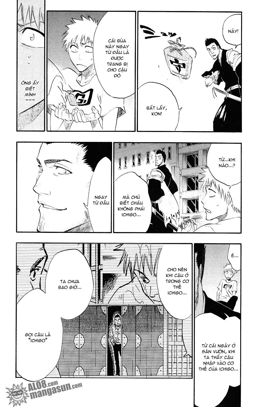 Bleach chapter 187 trang 9