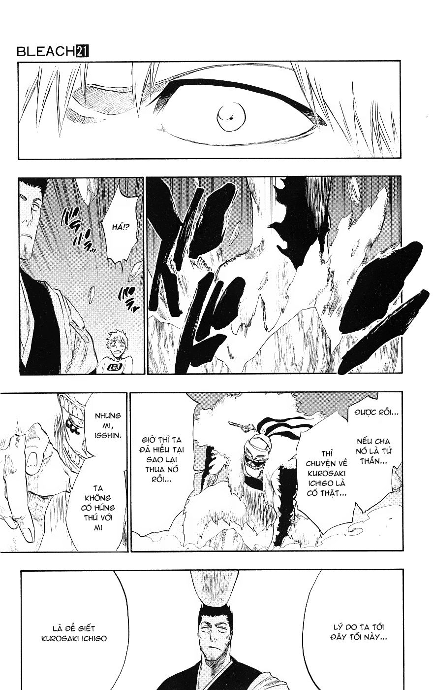 Bleach chapter 187 trang 10