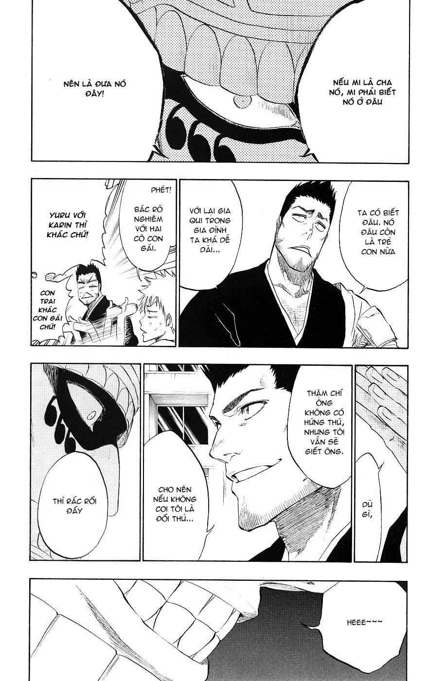 Bleach chapter 187 trang 11