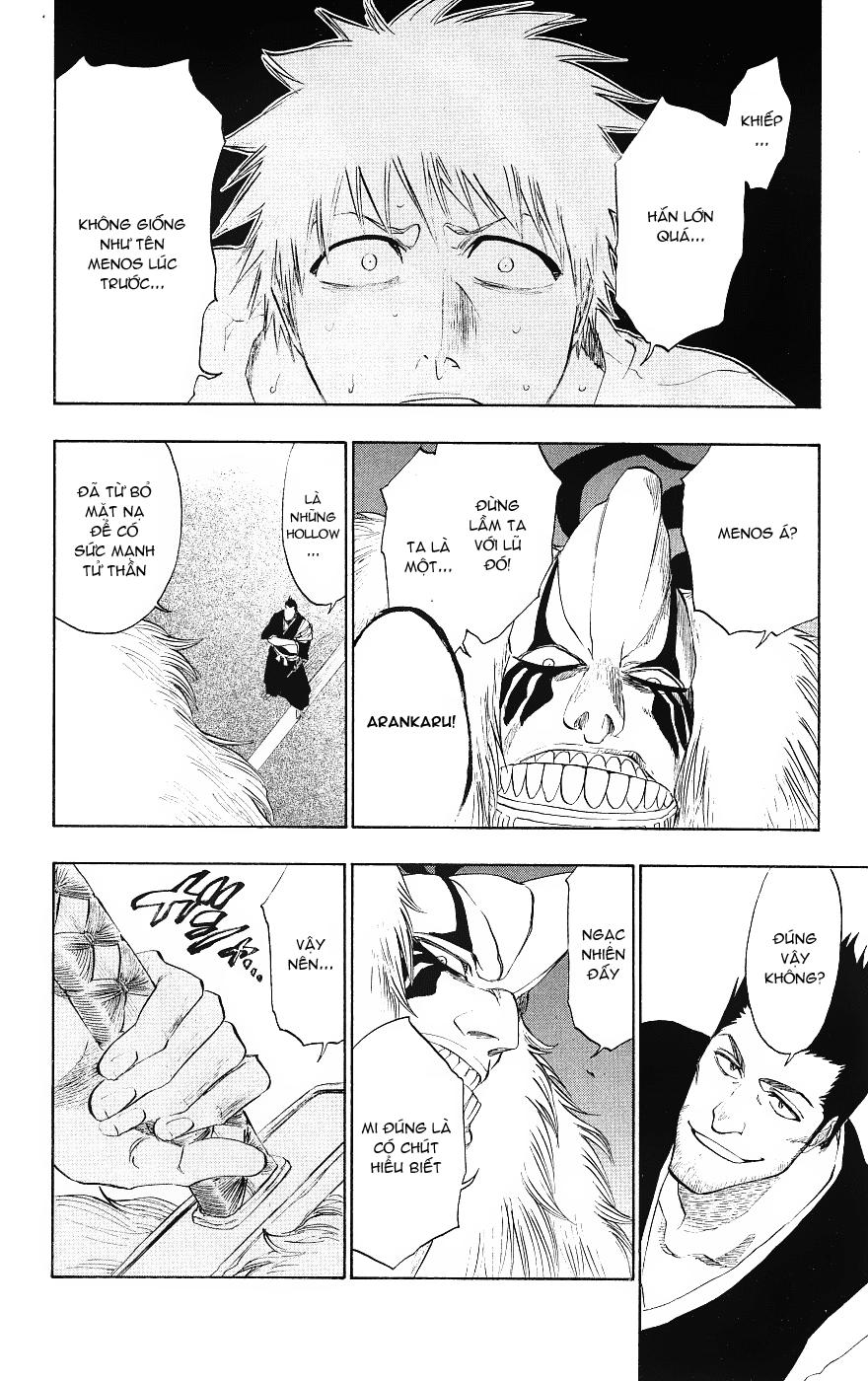 Bleach chapter 187 trang 14