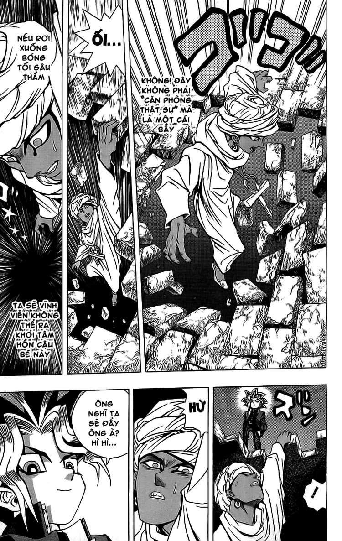 YUGI-OH! chap 14 - người đàn ông đến từ ai cập phần ii trang 13