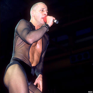 Topless Nude Right Said Fred Images