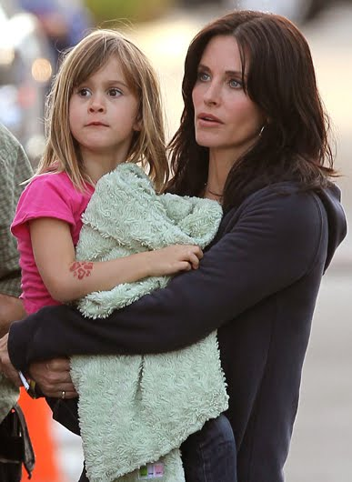 Crazy Days and Nights: Courteney Cox Miscarriages Led To Split