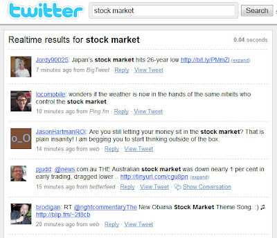 30a9cb69f How Twitter Predicts the Stock Market, shared by Ken Drees