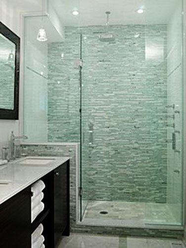 Bathroom Design With Shower | Home Decorating ...