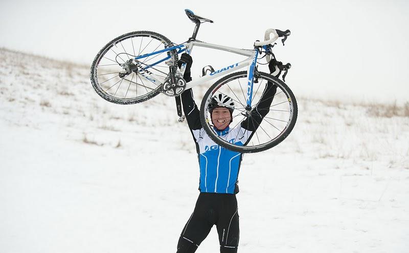 brugt cross cykel