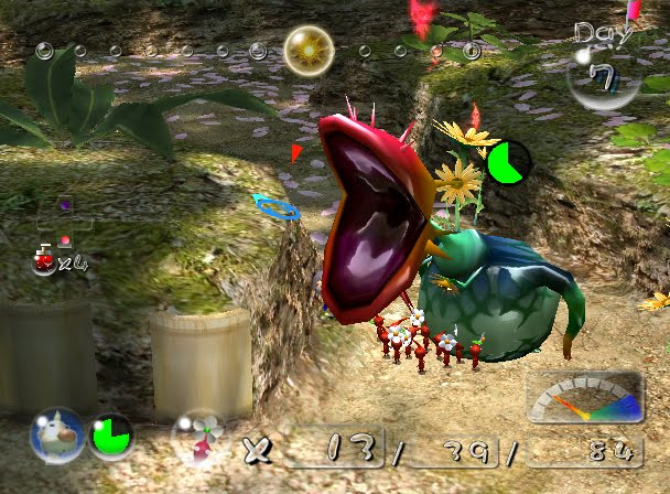 Kilted Moose S Games Blog Pikmin 2 Wii