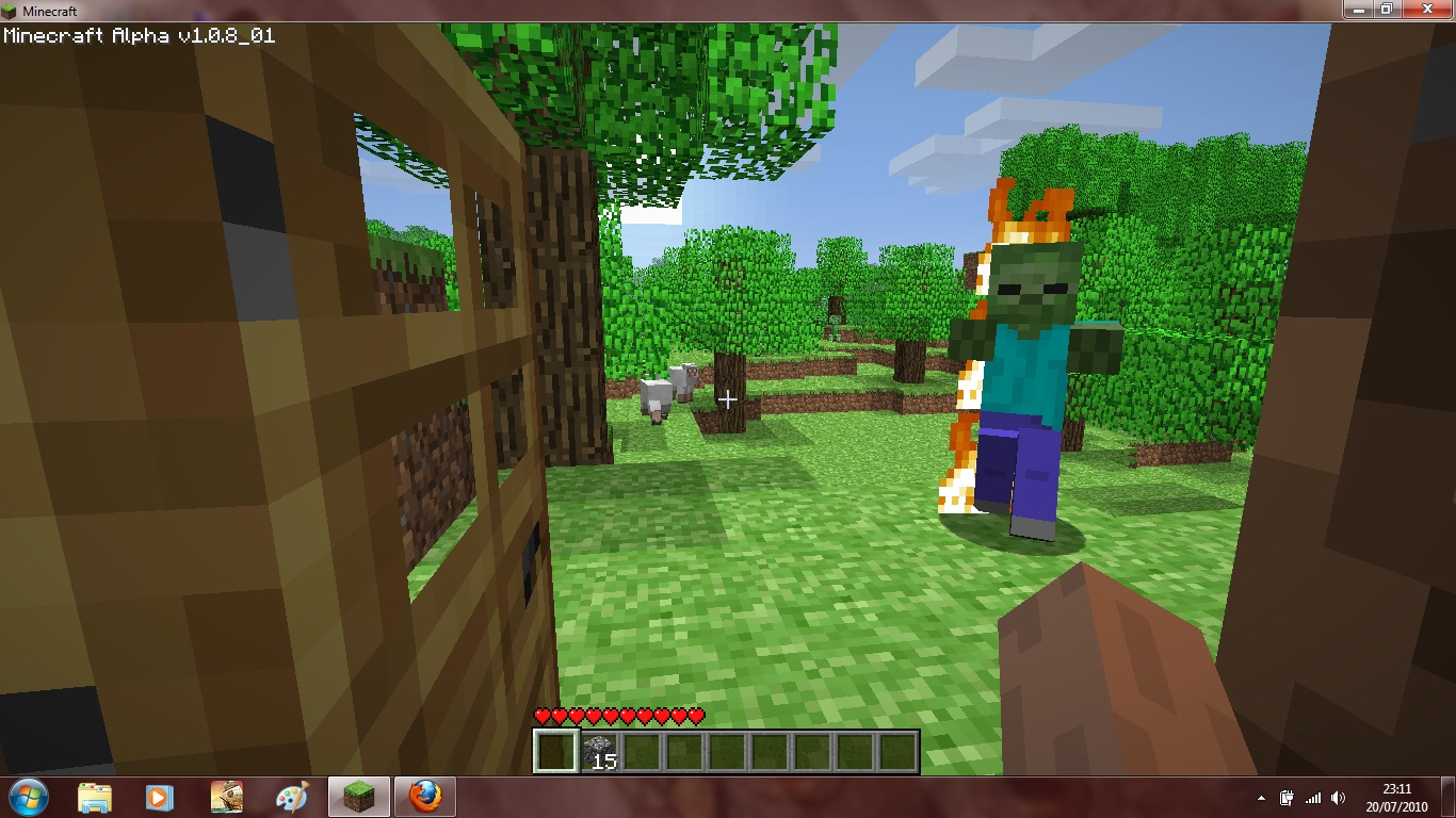 Kilted Moose's games blog: Minecraft - PC, Mac, Linux