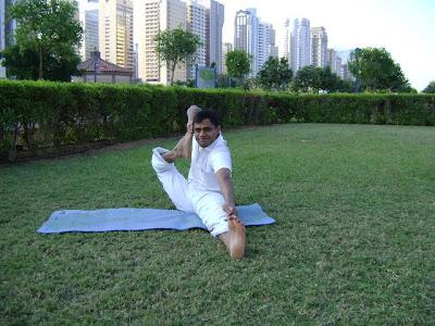 yoga advanced asanas