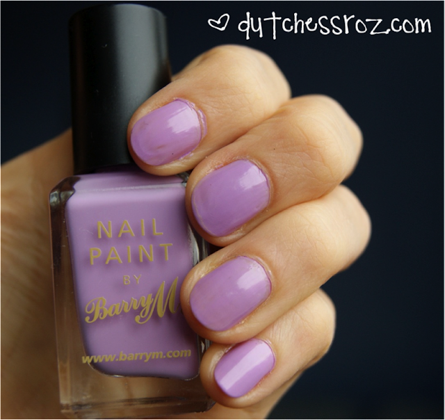 NOTDlilac NOTD: Berry Ice Cream
