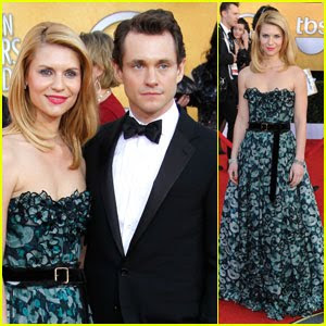 claire danes hugh dancy sag 743690 Best & Worst   2011 SAG Awards=