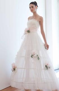Nature Inspired Wedding Dresses