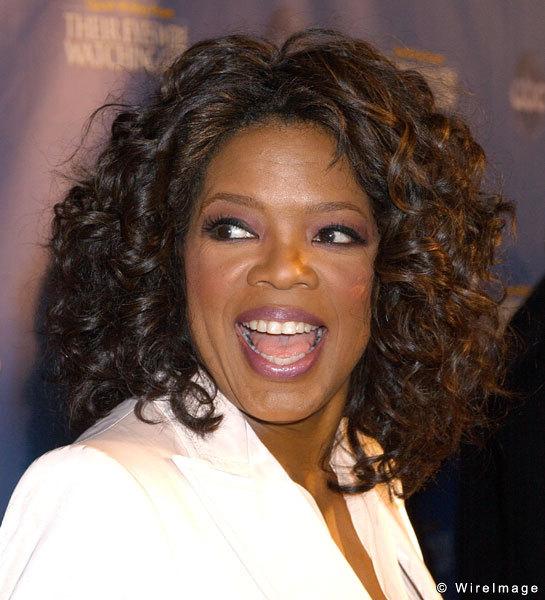 Think SUCCEEDED: Oprah Winfrey