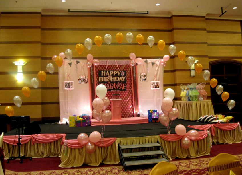 aicaevents: Butterfly Theme Birthday party ideas |First Birthday Stage Decoration Ideas