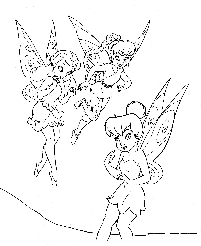 Princesas Disney: Más dibujos para colorear de