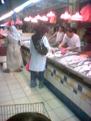 Kip Mart Tampoi - Pasar Basah