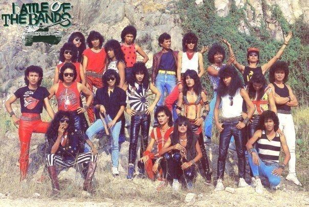 Mumble less Monday #4: Rock Kapak 80-an