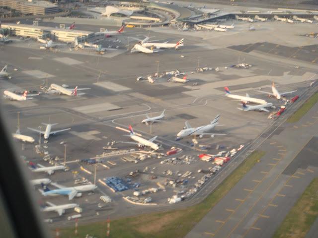 Aussie Flyer Pictorial Report United Airlines Jfk Lax