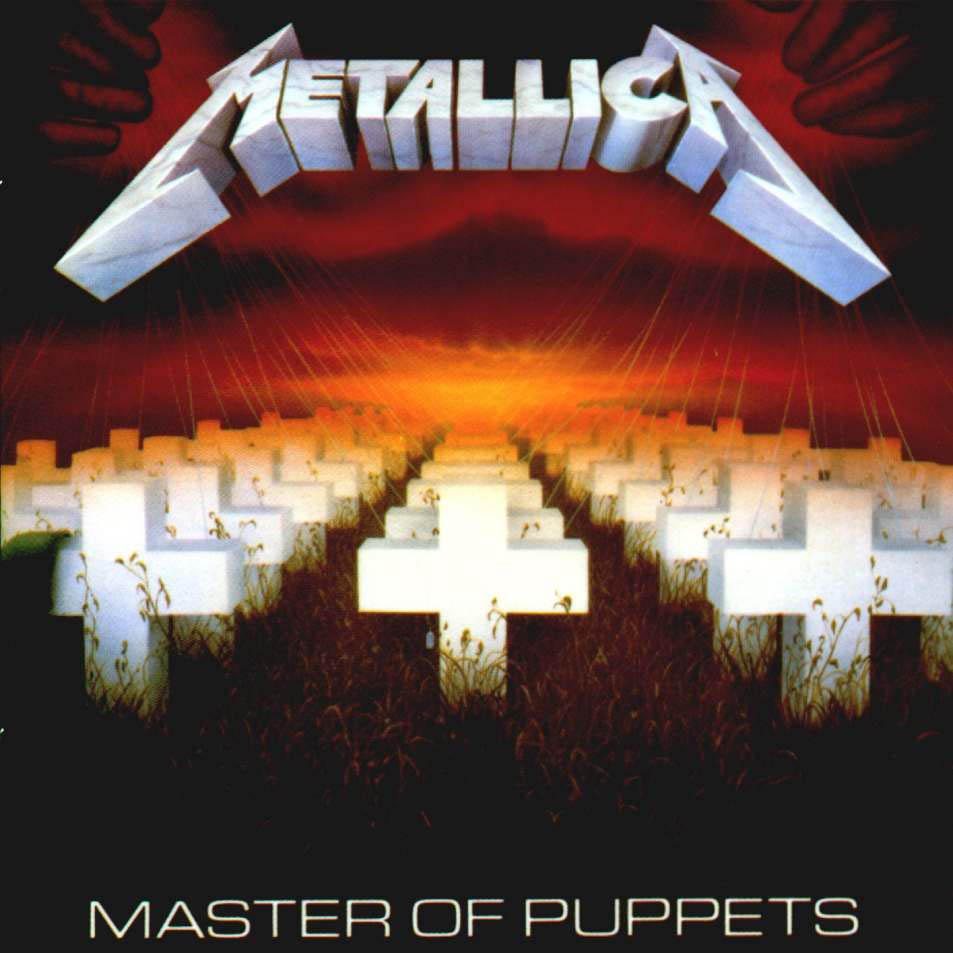 """Tinnitus Tonight: #44 - Metallica's """"Master of Puppets"""" (1986)"""