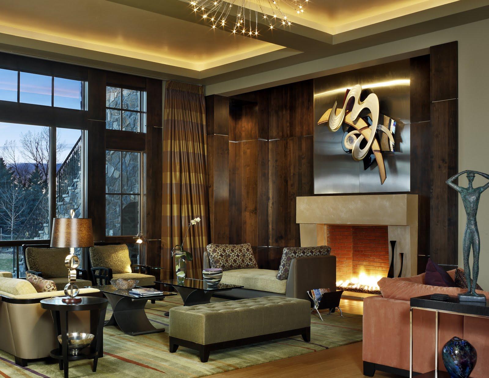 Modern Stone Fireplace Designs: Distinctive Mantel Designs, Inc.: Best New Contemporary