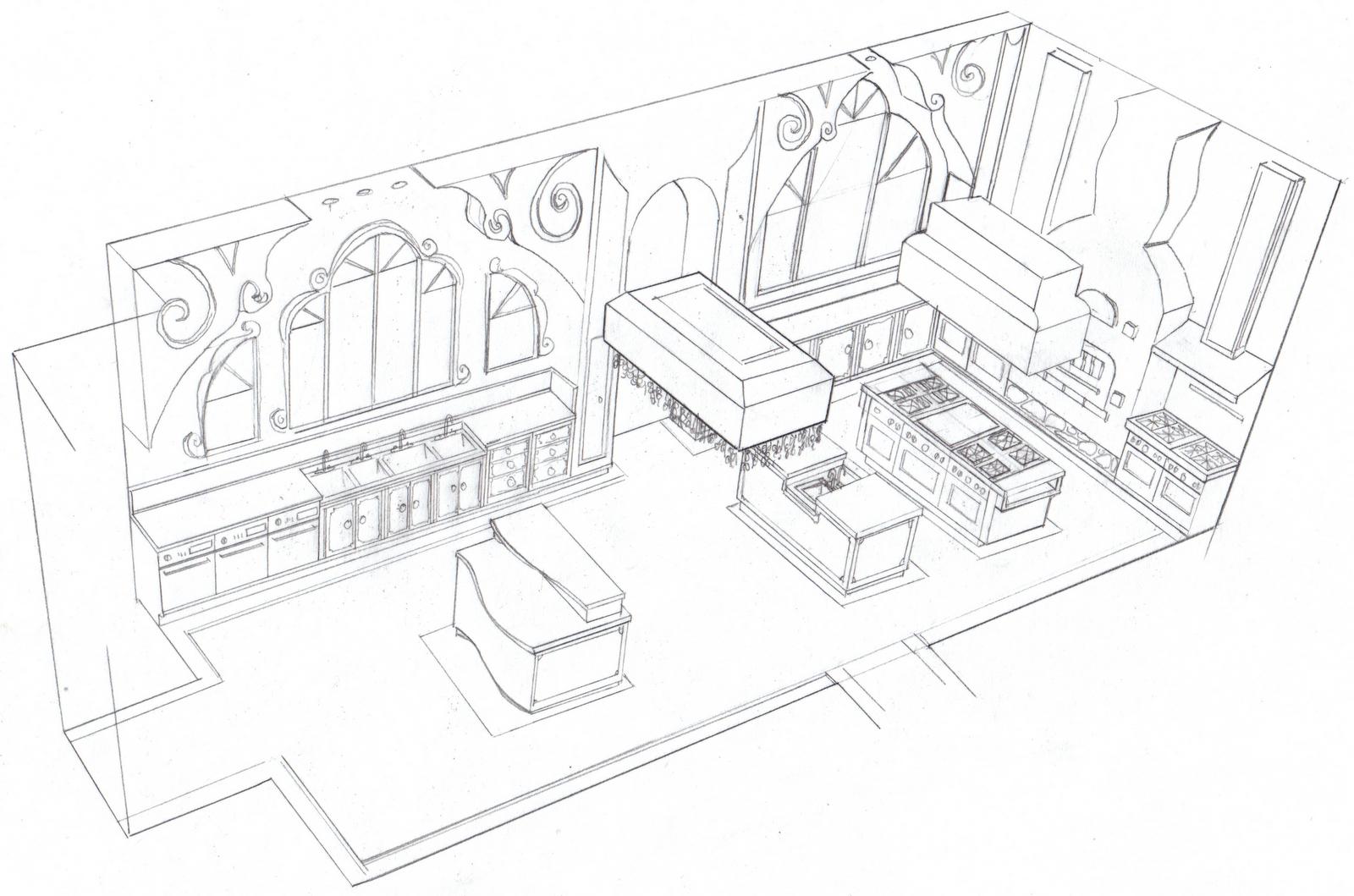 archive designing a kitchen Kitchen Design Layout