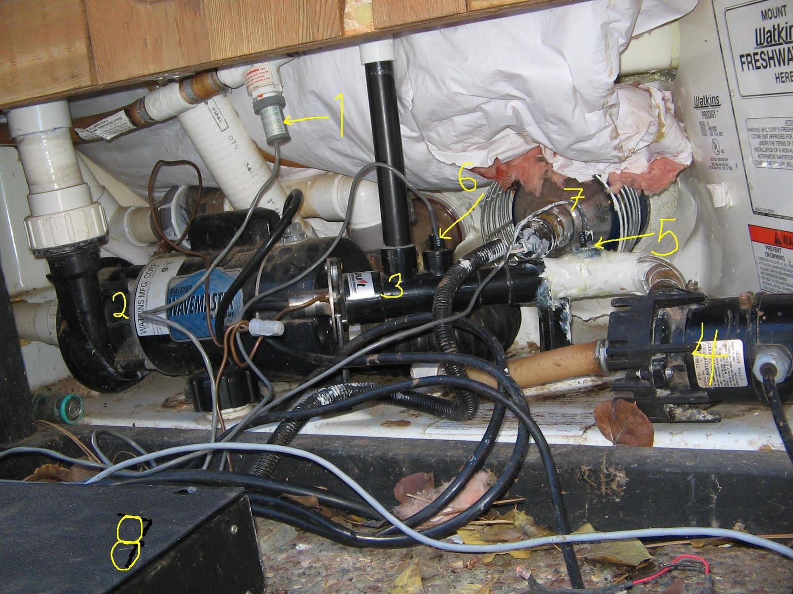 Hot Spring Spa Control Parts