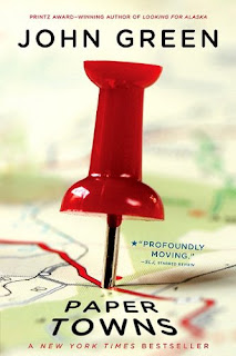 PAPER TOWNS (Paperback Edition) by John Green