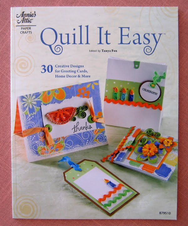 Quill It Easy book cover