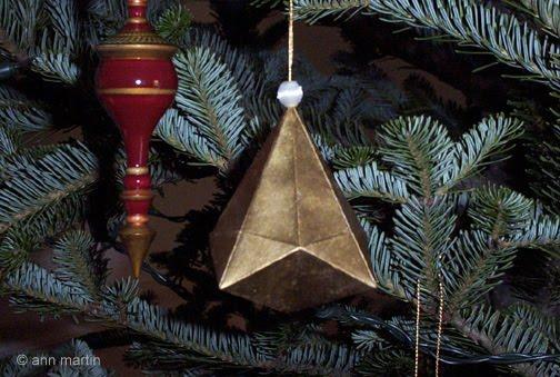 German Bell Ornament Tutorial