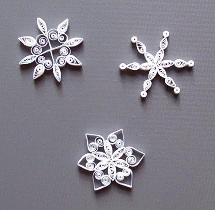 Quilling Snowflake Patterns Free Patterns border=