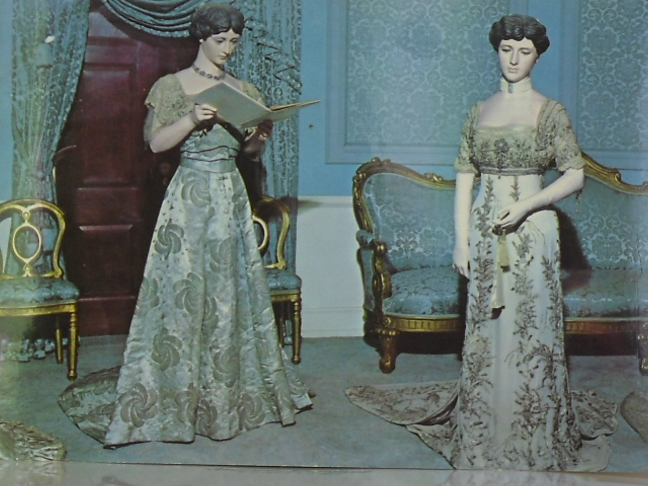 Postcards For Sam: First Ladies Collection Smithsonian
