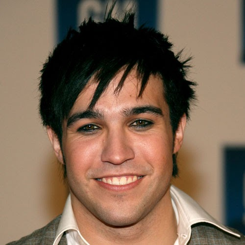 Pete Wentz Emo Cool Hairstyle Cut Hairstyle