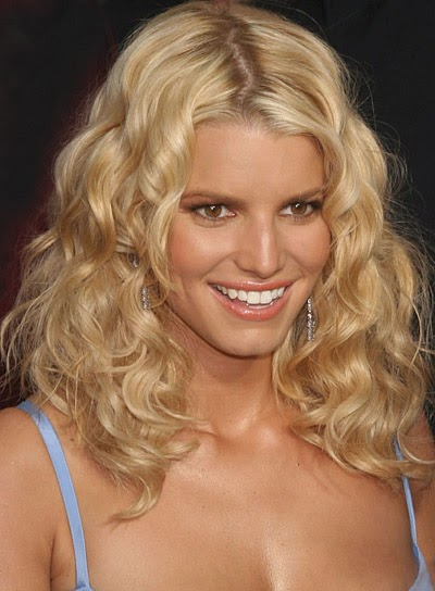 1st Hairstyle Magazine Jessica Simpson Blonde Hairstyles