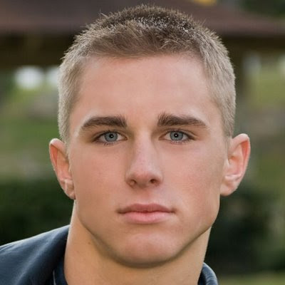 guys hairstyles - Brown Highlights