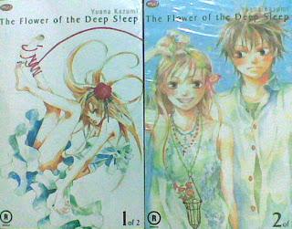 THE FLOWER OF THE DEEP SLEEP 1-2 (Rp. 20.000)