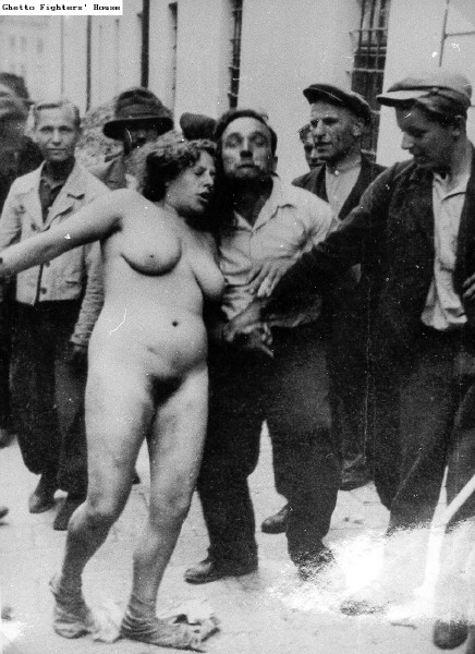 Attractive Naked Jewish Prisoners Png
