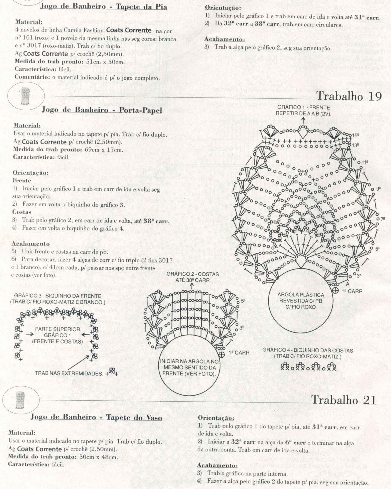 Bano De Juego Crochet 1 Parte 4 De