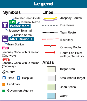 Directions Routes Maps Shortcuts In Metro Manila Makati