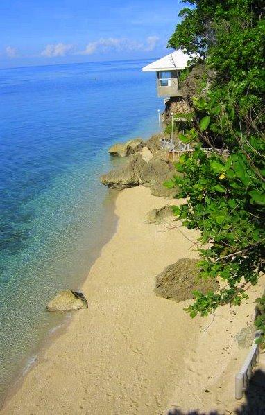 Philippines Beach: Antulang Beach Resort