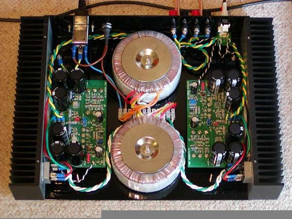 Small Amplifiers On High Impedance Electronic Projects Circuits